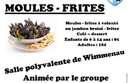 Soirée moules frites 20/10/2018